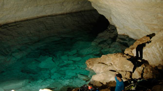 oxy doc's cave diving ...